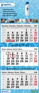 3-Monatskalender Hygiema