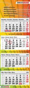 4-Monatskalender InnovaBrand