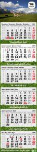 6-Monatskalender Beispiel