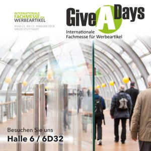 Messe: GiveADays 2018