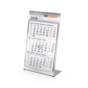 Tischkalender Steel