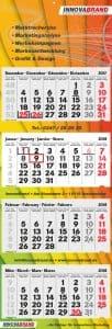 4-Monatskalender Innova-Brand